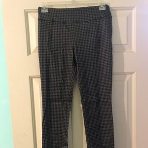 Cato stretch pull on pants size 2